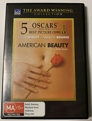 AU8.90 • Buy American Beauty (DVD, 2009) [Kevin Spacey, Annette Bening *Free Shipping*