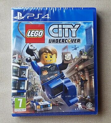 AU23.89 • Buy Lego City Undercover -- PS4 Game