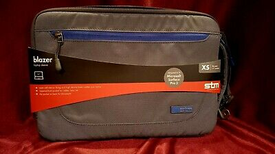 £6.50 • Buy NEW STM Laptop / Tablet Sleeve / Bag With Carry Handle And Shoulder Strap
