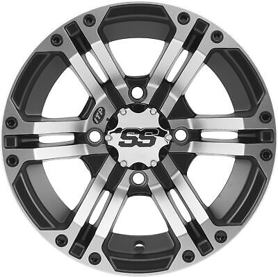 $104.24 • Buy I.T.P. SS212 Wheel Machined 14x6 - 4+2 Offset - 4/156