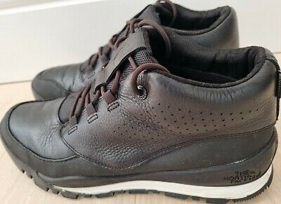 £15 • Buy North Face Black Leather Walking Boots Size 10 - Used