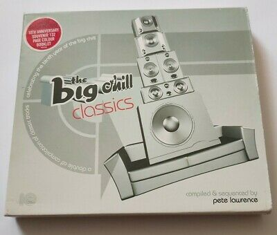 £3.99 • Buy Various - Big Chill Classics (2004) 2CD + 132page Booklet Lemon Jelly John Barry