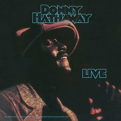 £30 • Buy Donny Hathaway Live New Sealed Rsd 180g Vinyl Lp In Stock