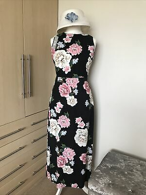 AU36.88 • Buy Special Occasion Maxi Dress Size 12 With  New Hat