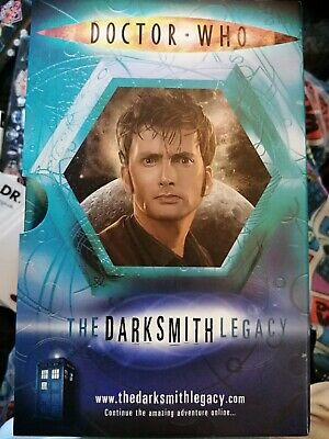 £3.99 • Buy Doctor Who Book Collection. The Darksmith Legacy. Complete Set. New