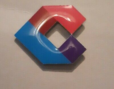 £1.50 • Buy Letter C. Cancer Chairty Pin Badge 0006