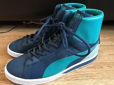 AU64.55 • Buy Puma Future Hi Top Trainers, UK Size 9, Only Worn Once!