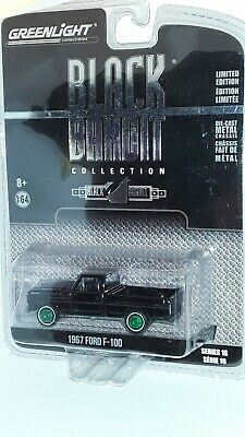 AU32.06 • Buy Greenlight / Chase   67 Ford F-100   Green Machine , # 0027 ,Series 16 - 2016