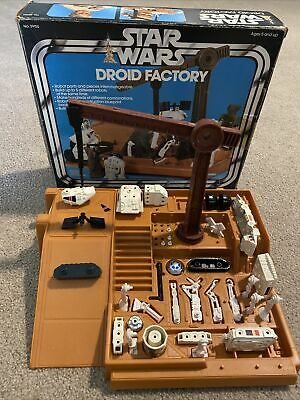 $ CDN283.18 • Buy Star Wars Kenner Vintage Droid Factory With BOX