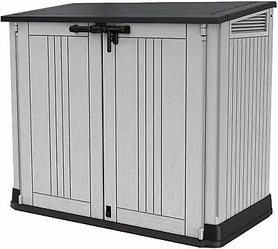 £149.99 • Buy Keter Store It Out Nova Patio Storage Box Outdoor Garden Furniture 880L