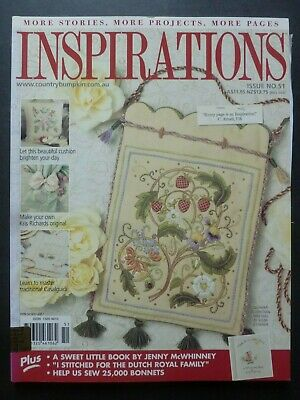 £9.99 • Buy CLASSIC INSPIRATIONS – Issue No. 51, 2006 - Needlework Magazine - Embroidery