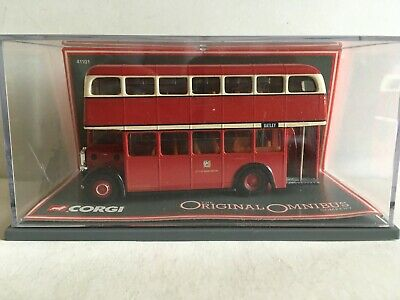 £13.99 • Buy Corgi 41101 Leyland PD2 City Of Manchester 1/76 Scale Free Post