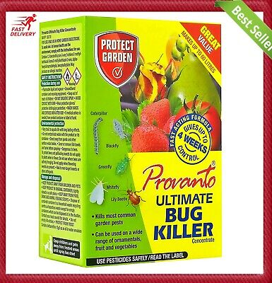 £11.99 • Buy Provanto Sprayday Greenfly Killer, Insecticide Protects Up To Four Weeks 30ml