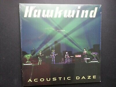 £14.99 • Buy HAWKWIND - Acoustic Daze  (VINYL ALBUM NEW SEALED  - 2019) Only 1000 Issued