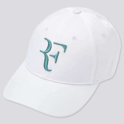£46.50 • Buy Uniqlo X ROGER FEDERER Tennis CAP/HAT 2021 WB Wimbledon BRAND NEW SHIP FROM USA