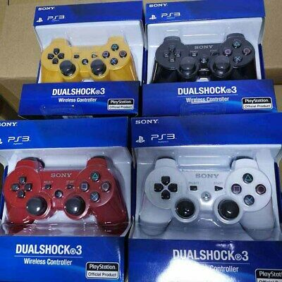 £14.99 • Buy PS3 Dualshock 3 Wireless Bluetooth Game Controller For Sony Playstation 3