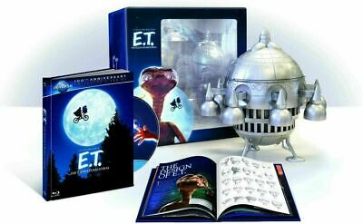 £84.99 • Buy ET Ultimate Collectors / Limited Edition Spaceship & Blu Ray NEW & SEALED (E.T)