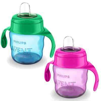 £7.99 • Buy Philips AVENT Easy Sip Spout Cup 200ml   Baby & Toddler Tableware