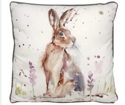 £15.95 • Buy Country Life Hare Cushion