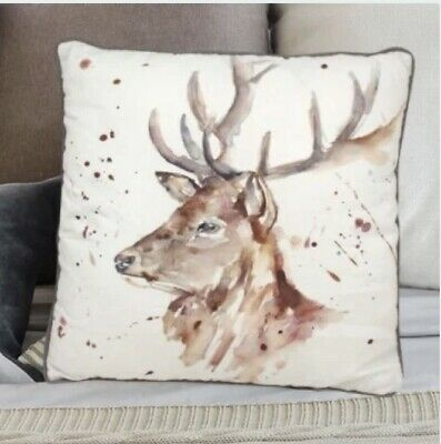 £15.95 • Buy Country Life Stag Cushion