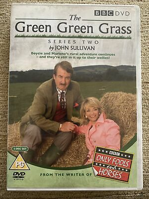 £2 • Buy Green Green Grass - Series 2 - Complete (DVD, 2008, 2-Disc Set) Only Fools Spin