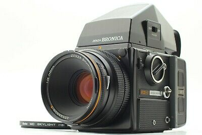 £727.26 • Buy 【TOP MINT】 ZENZA BRONICA SQ-A Zenzanon S 80mm F2.8 AE Prism Finder S From JAPAN