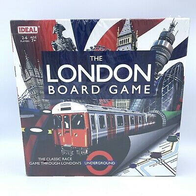 £32.18 • Buy The London Board Game, London Underground Board Game 2-6 Players 7+ Ideal, 2011