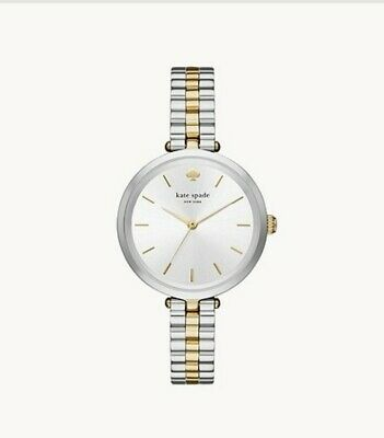 $ CDN173.09 • Buy KATE SPADE New York Holland Two-Tone Stainless Steel Watch RRP £198