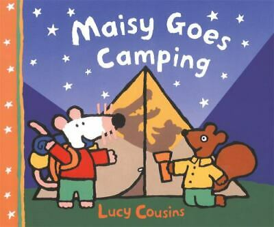 $3.79 • Buy Maisy Goes Camping: A Maisy First Experience Book , Paperback , Cousins, Lucy