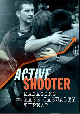 £7.16 • Buy ACTIVE SHOOTER Managing The Mass Casualty Threat~Response/Defense Training DVD