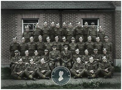 £4 • Buy WW2 Photo German Royal Engineers/Artillery Officer Cadets