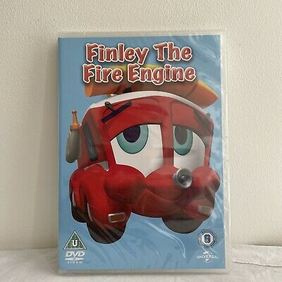 £2.50 • Buy Finley The Fire Engine DVD (2014) NEW SEALED DVD - Available @ Retro Room 1982