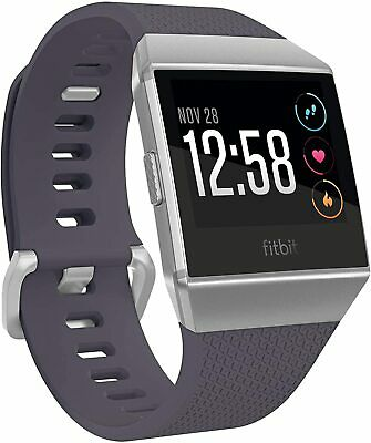 $ CDN113.28 • Buy  Fitbit Ionic FB503WTGY Activity Tracking - Gray/Silver