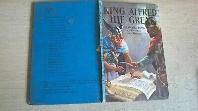 £3.99 • Buy King Alfred The Great - A Ladybird Adventure From History Book - Series 561 Matt