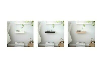 £10.50 • Buy New Ikea Lack Wall Floating Shelves Display In Various Colors Size 30x26 Cm