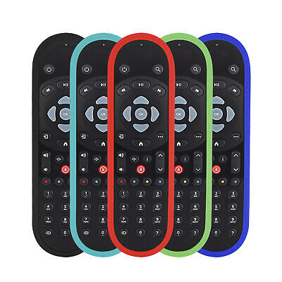 £8.28 • Buy Silicone Remote Control Protective Sleeve Cover Case For SKY Q Black Accessories