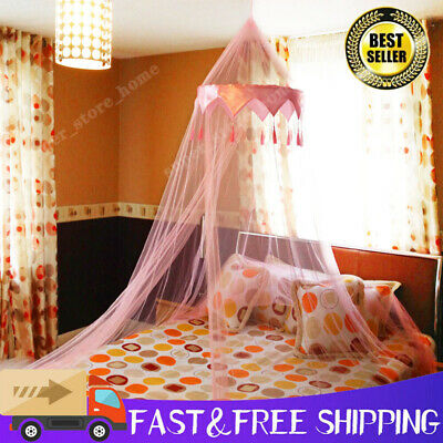 £7.59 • Buy ❤TOP Mosquito Net Canopy Fly Insect Protect Single Entry For Double King Bed UK❤