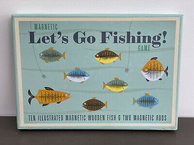 £4.50 • Buy Magnetic Let's Go Fishing! Game