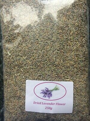£8.50 • Buy Dried Cleaned Lavender Flowers - Loose Fresh Natural Genuine Scent Pot Pourri