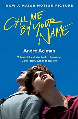 AU10.31 • Buy Call Me By Your Name By Andre Aciman