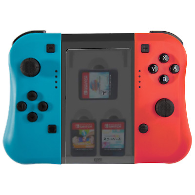 $29.98 • Buy For Nintendo Switch Joy-Con (L/R) Wireless Controller Gamepad NS With Card Case