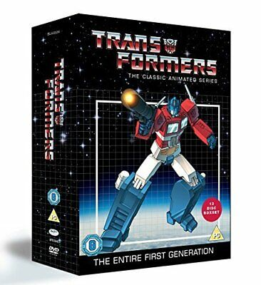 £38.68 • Buy Transformers - Classic Animated Collection Dvd [uk] New Dvd