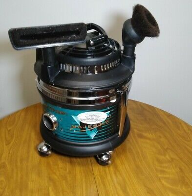 $91 • Buy FILTER QUEEN MAJESTIC  LIMITED Vacuum Canister + 2  Tools *TESTED* NICE
