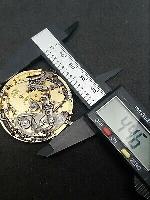 £800 • Buy Alfred Lurgin (Lemania) Minute Repeater ?Pocket Watch Movement