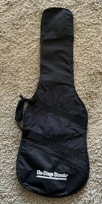 $ CDN18.87 • Buy On Stage Stands Guitar Canvas Bag