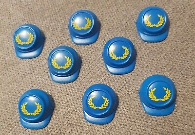 £5.75 • Buy Playmobil 8 Blue Caps For Cavalry ACW Figures. Infantry Western Cowboys