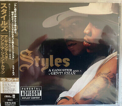 £24.98 • Buy Styles P - A Gangster And A Gentleman (CD) JAPAN W/OBI UICS-1044
