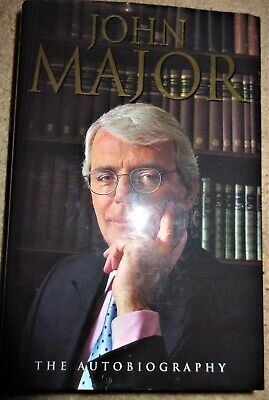 £6.99 • Buy John Major: The Autobiography - SIGNED - Hardcover.