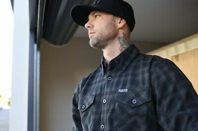 $88 • Buy 💥dixxon 💥mens 3xl  Fist  Flannel 💥new In Bag & Sold Out Xxxl💥limited Edition