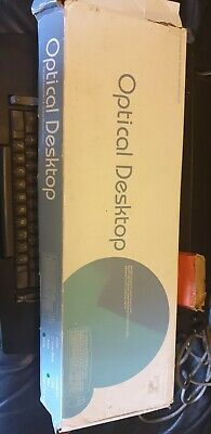 £8 • Buy White Optical Desktop Keyboard. Keyboard And Mouse Ps2 Adapter